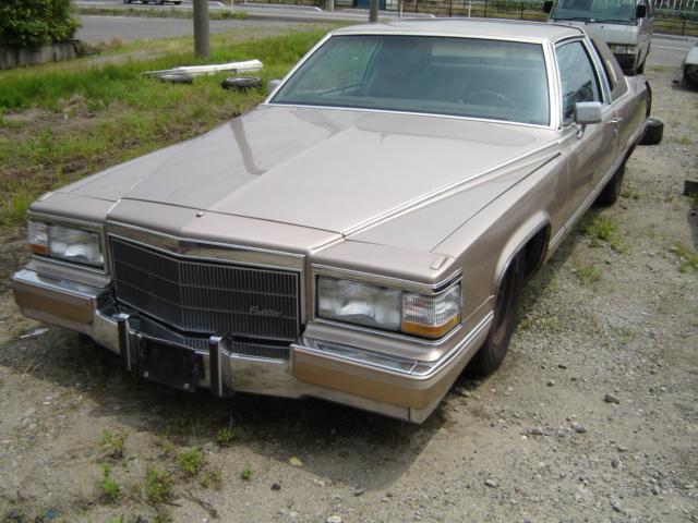 1980年~1996年 キャデラック クーペ